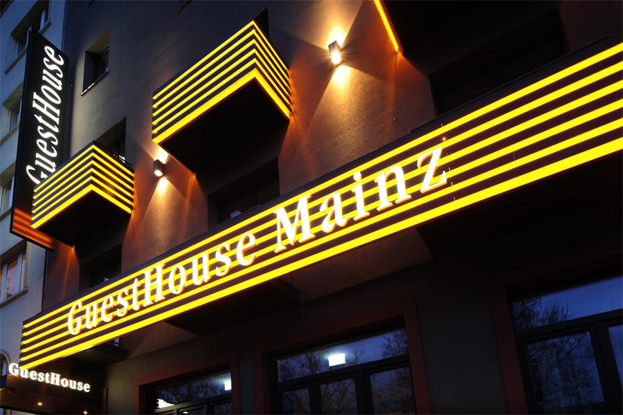 Hotel Mainz Nahe Hauptbahnhof